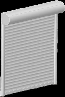 otomatik kepenk model beyaz