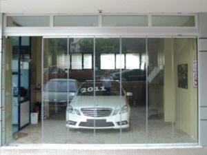 vitrin camlama sistemleri