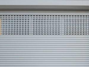 Pencereli Ekstrüzyon Alüminyum Kepenk Sistemleri