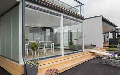Estetik Ve Kaliteli Cam Balkon Sistemleri