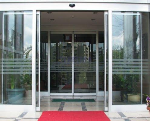 Otomatik Kapılarda Beş Önemli Seçenek