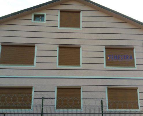 Panjur Sistemleri ile Güvenlik Ve Estetik Kazanın