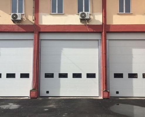Yüksek Hızlı Endüstriyel Kapı Kullanım Alanları ve Önemi